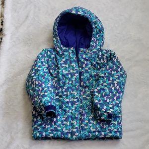 Columbia Coat Girls Size 3T